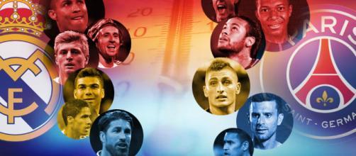 Real Madrid: El termómetro del Real Madrid vs PSG | Marca.com - marca.com