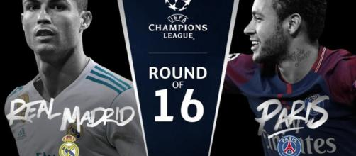 Real Madrid vs Paris Saint-Germain