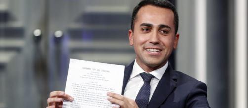 Riforma Pensioni 2018, Luigi Di Maio M5s_ aboliremo la legge Fornero