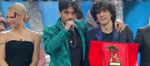 Sanremo 2018, bufera televoto vincitori