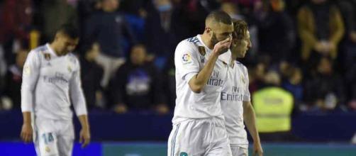 Situação pode se complicar no Real Madrid
