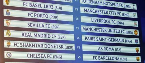 Sorteo de Champions League: todos los emparejamientos de octavos ... - elpais.com