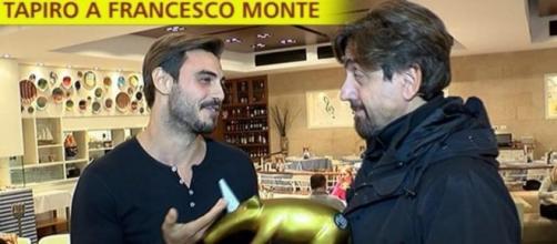 #Striscia La Notizia e il nuovo tapiro per #Francesco Monte. #BlastingNews