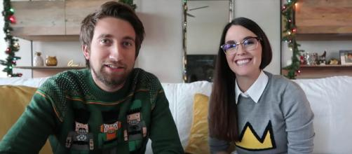 Two YouTuber celebs were targeted in a home invasion by a disturbed man with a handgun. [Image credit: Meg Turney/YouTube]