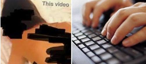 Video diffusi sulla rete - pericolo per le protagoniste