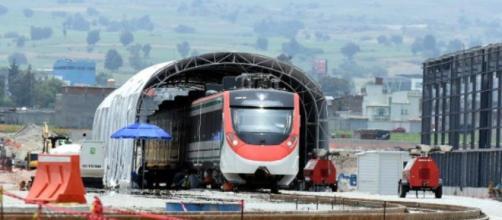 Ya comenzaron las pruebas de vagones del Tren Interurbano