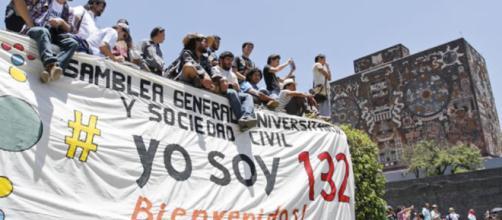 YoSoy132 le da la bienvenida a la 'Primavera Mexicana'