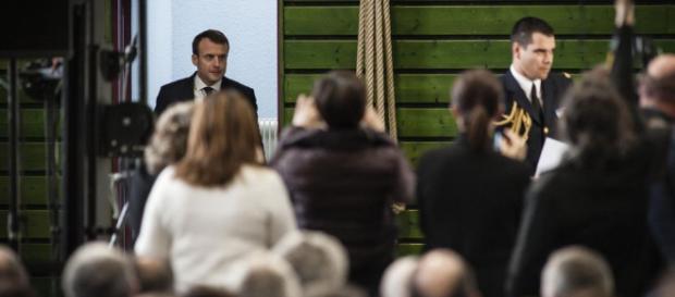 Agriculteurs : Emmanuel Macron sort des mesures du terroir ... - liberation.fr