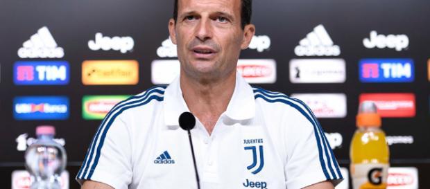 Allegri: «Concentración: cabeza baja y trabajo» - Juventus.com - juventus.com
