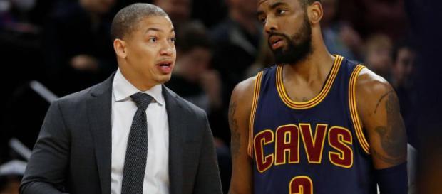Cavs' Tyronn Lue not sweating opener vs. Celtics   NBA   Sporting News - sportingnews.com