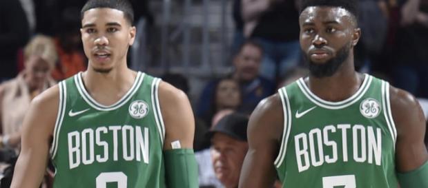Celtics news: Jayson Tatum y Jaylen Brown en mira
