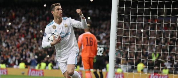 Cristiano Ronaldo metió su gol 101 con el Madrid en Champions. El País.com.