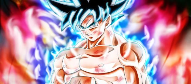 Goku utilizará o Instinto Superior Completo.