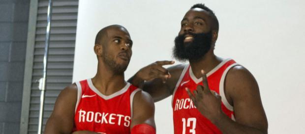 Houston Rockets van a por todas - usatoday.com