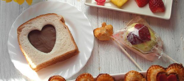Ideas para San Valentin - Tentaciones para el desayuno o tentempié ... - boulevardpinki.com