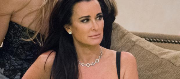 Kyle Richards appears on 'RHOBH.' [Bravo/YouTube]