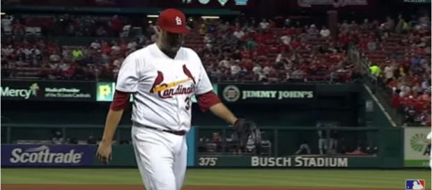 Lance Lynn could be on the Brewers radar. - [MLB / YouTube screencap]