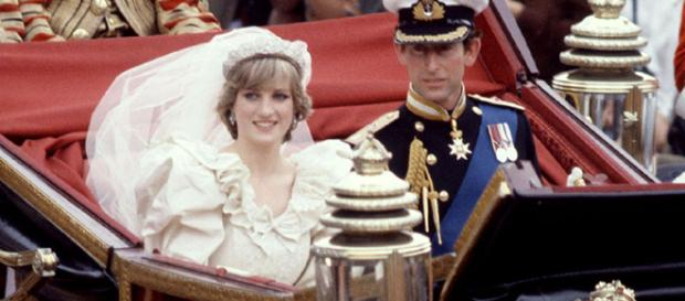 Prince Charles and Princess Diana Wedding- (Image via Joe Haupt/Flickr)