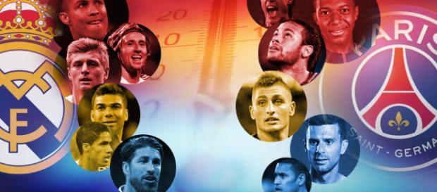 Real Madrid: El termómetro del Real Madrid vs PSG   Marca.com - marca.com