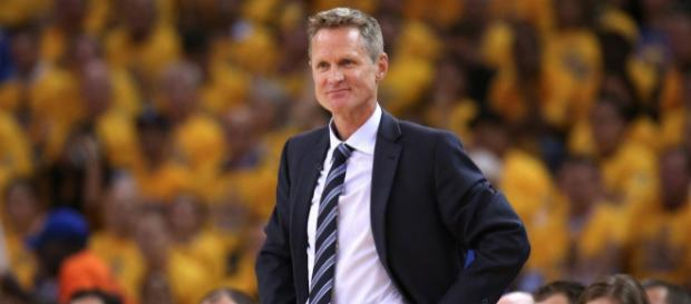 Steve Kerr Makes Fun Of The Cavs' Scoreboard Again - Opencourt ... - opencourt-basketball.com