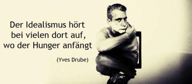 Yves Drube, Künstler, Philosoph, Dozent