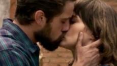 'O Outro Lado': para se vingar e roubar fortuna, Renato pede Clara em casamento