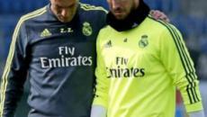 Sergio Ramos le pide a Zidane un cambio en el once contra el PSG
