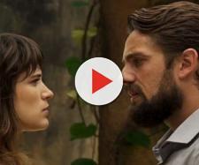 Clara desmascara Renato no altar (Divulgação/TV Globo)