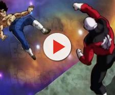 Dragon Ball Super Vegeta vs Jiren