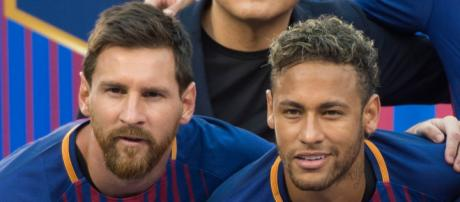 """I'll miss you mate!"""" Neymar confirms Barcelona exit with emotional ... - mirror.co.uk"""