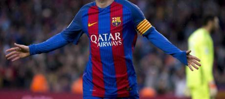 Lionel Messi se siente traicionado por la Juventus debido al Real Madrid