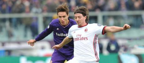 Serie A, Fiorentina-Milan 1-1   IL FOTORACCONTO   LaPresse - lapresse.it