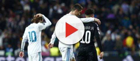 Neymar terminó muy enfadado el partido contra el Real Madrid- mundodeportivo.com