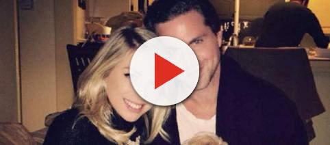 Stassi Schroeder poses with Patrick Meagher. [Photo via Instagram]