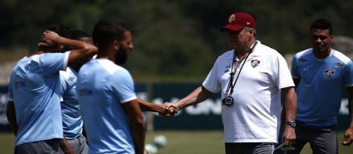 Abel deve promover mudanças no Flu para encarar o Salgueiro-PE pela Copa do Brasil (Foto: Site Oficial do Fluminense F.C.)
