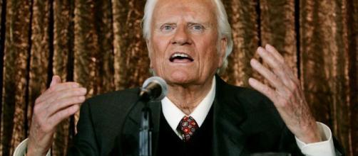 al evangelista Billy Graham, el predicador de los presidentes - clarin.com