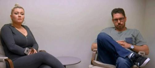 Amber Portwood and Matt Baier appear on 'Teen Mom OG.' [Photo via MTV/YouTube]