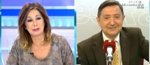 Ana Rosa Quintana y Federico Jiménez Losantos