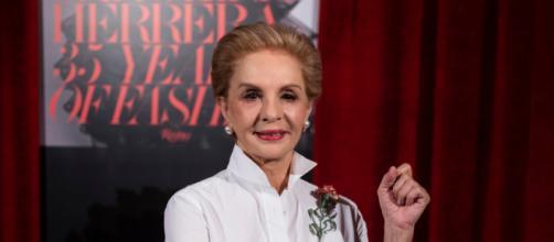 Carolina Herrera deja la firma que fundó hace 37 años