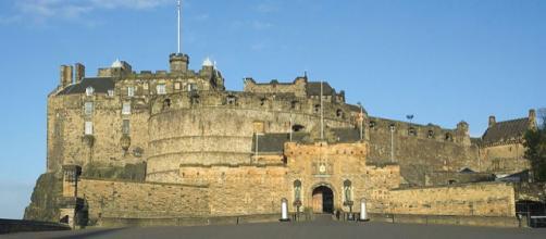 Edinburgh Castle - Front side (Image credit – Ingo Mehling/Wikimedia Commons)