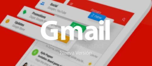 Gmail 5.0.7 llega cargado de novedades para iOS 10 - todoiphone.net