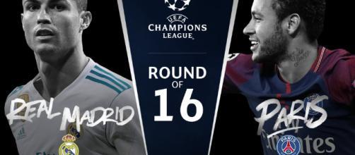 Real Madrid - Paris Saint Germain: la sfida stellare