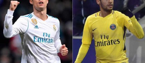 Real Madrid - PSG: El portugués llega 100 goles en Champions con el club blanco