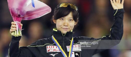 Speed skating: Takagi captures World Cup 1,500 meters.