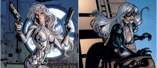 Spinoff de Spider-Man centrado en la mujer Tierras de plata y negro Más allá de ... - digitalspy.com