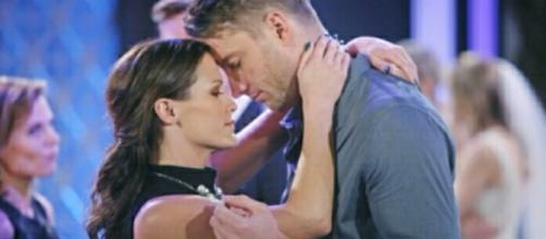 There may not be an Adam and Chelsea reunion on 'Y&R.' - [Image via Necole / YouTube screenshot]