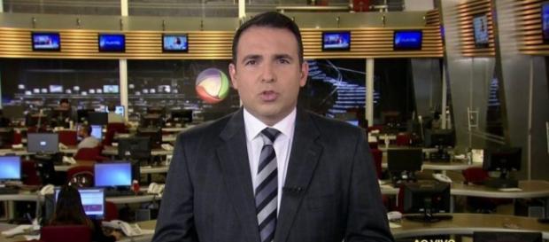 Apresentador do 'Balanço Geral', Reinaldo Gottino