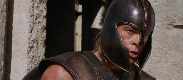 Brad Pitt playing Achilles from the 2004 movie 'Troy' - Stowe Boyd - Flickr