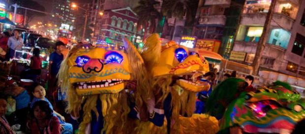 China celebra su año nuevo lunar - RTVE.es - rtve.es