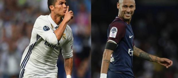 El partido verá a Cristiano Ronaldo y Neymar ir cabeza a cabeza